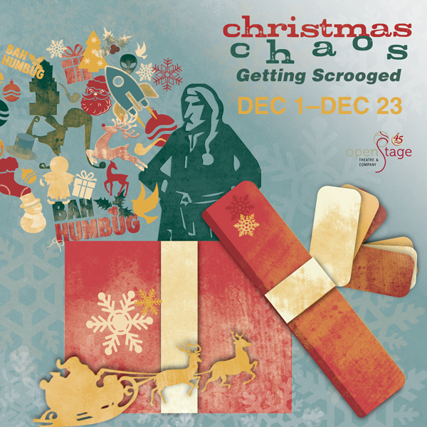 Christmas Chaos: Getting Scrooged