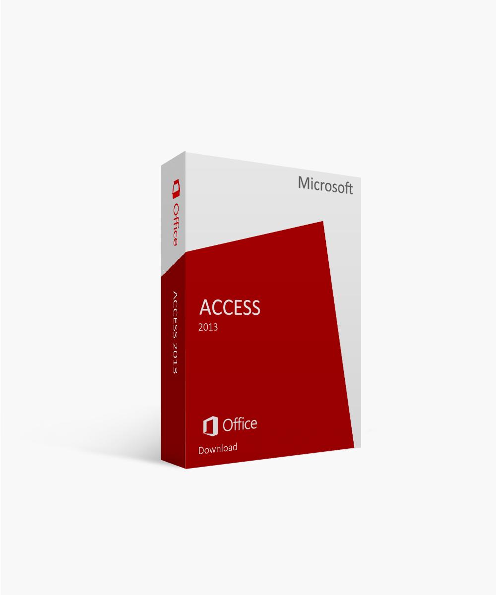 Microsoft Access 2013 Download