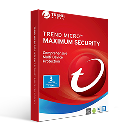 Trend Micro 2020 Internet Security 3-User