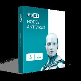 Eset Nod32 Antivirus V11 1-User 1-Year Eng/Fr