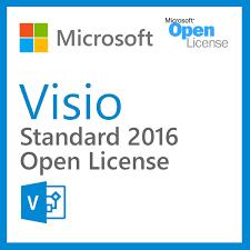 Visio 2016 Standard Open License