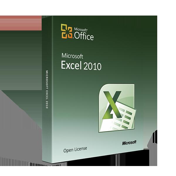 Microsoft Excel 2010 Open License