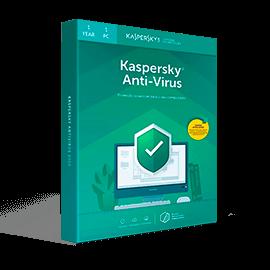 Kaspersky Antivirus 2020 1-User 1Yr OEM Eng/Fr