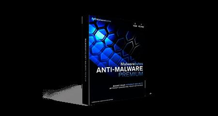 Malwarebytes Anti-Malware Premium 3.4.5 (1YR, 1 PC/MAC) OEM DVD Case