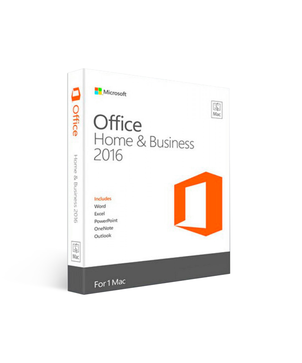 Microsoft Office 2016 Home and Business Version for Mac Download