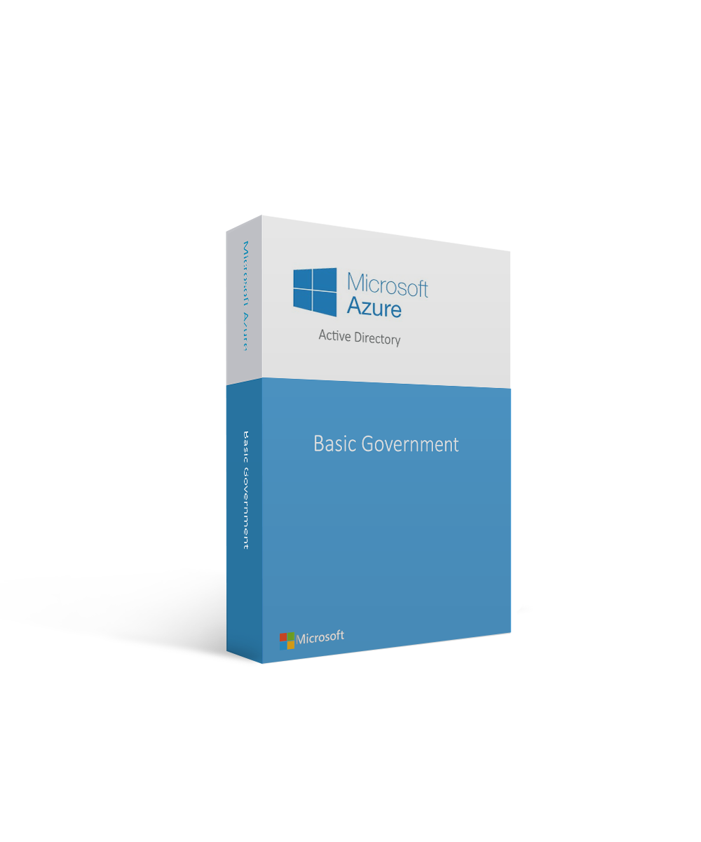 Microsoft Azure Active Directory Basic Government
