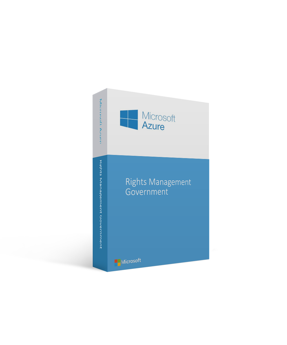 Microsoft Azure Rights Management Government