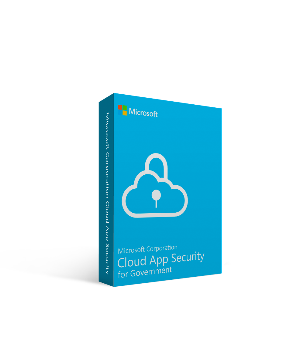 Microsoft Cloud App Security Government