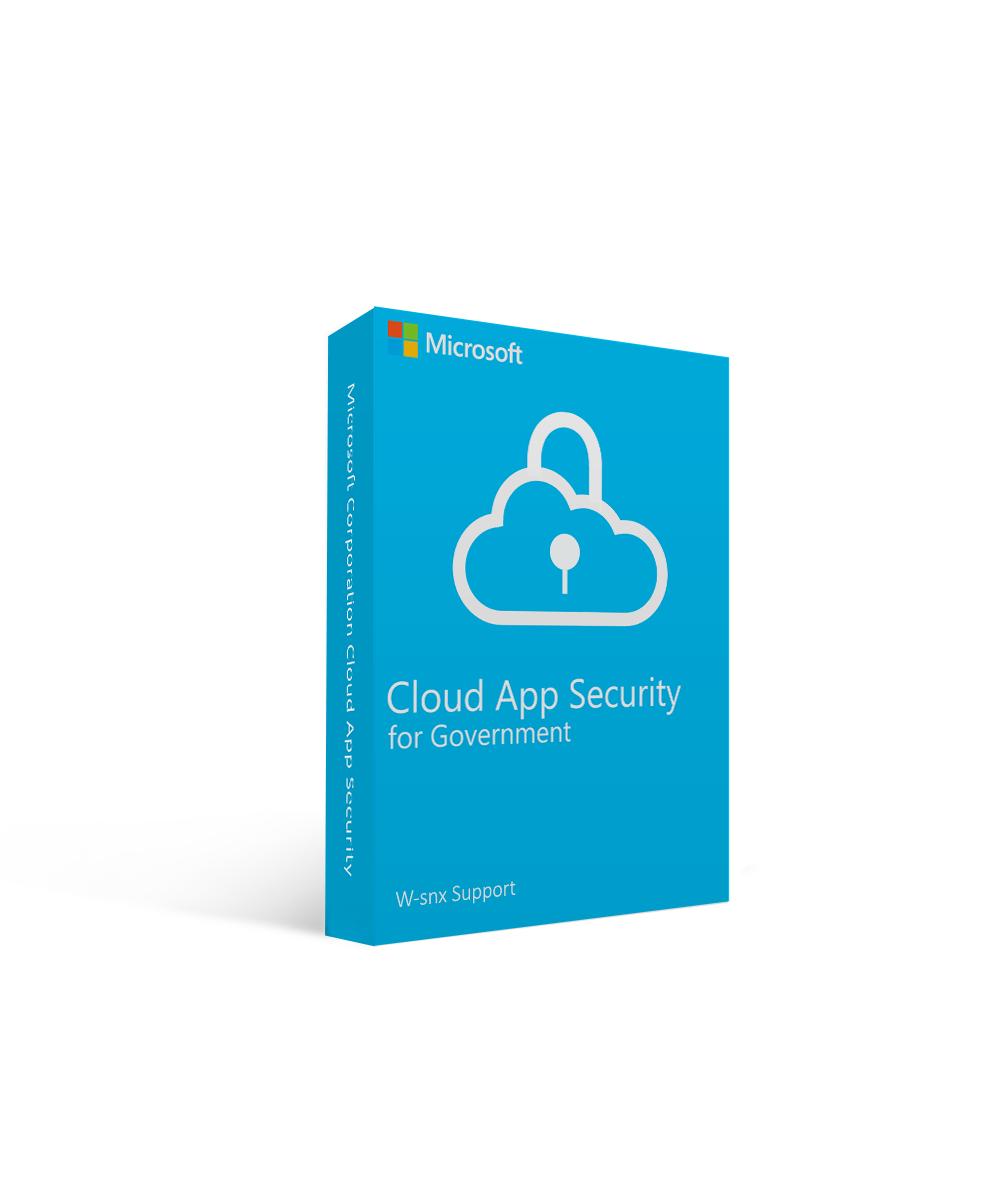 Microsoft Corporation Cloud App Security W-snx Support
