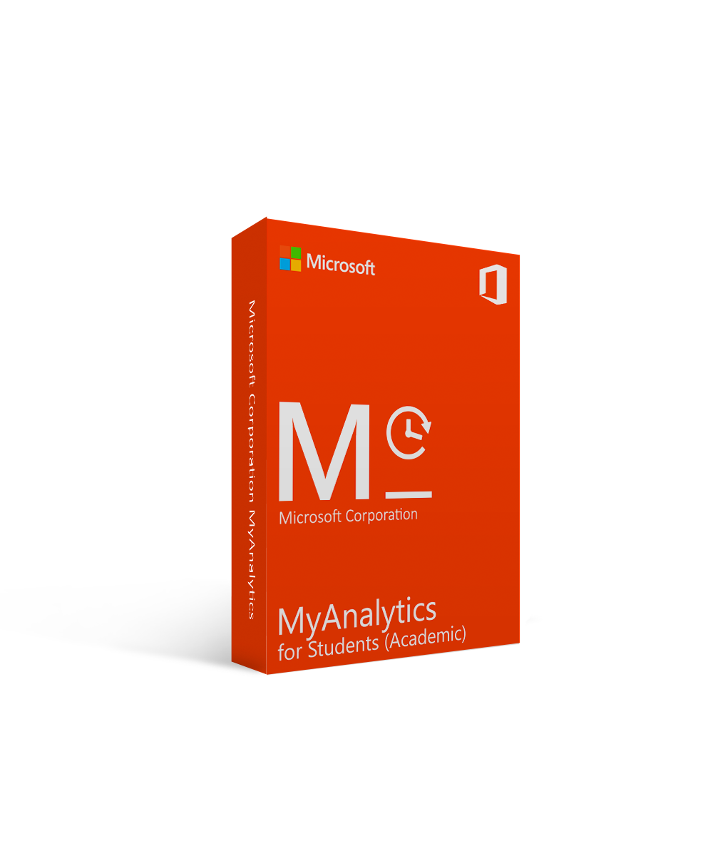 Microsoft Corporation MyAnalytics For Students Academic