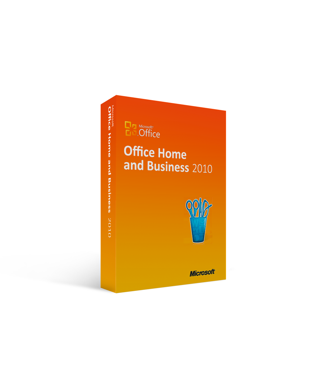 Microsoft Office 2010 Home and Business License Download