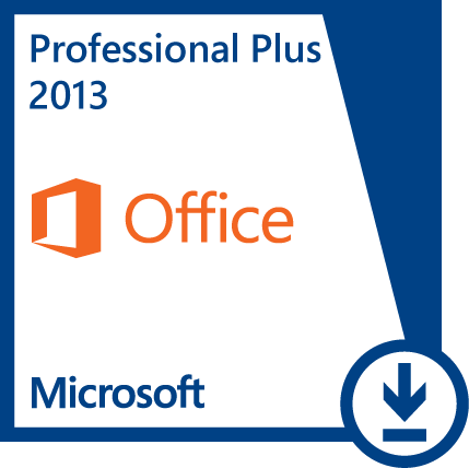 Microsoft Office 2013 Professional Plus Open License