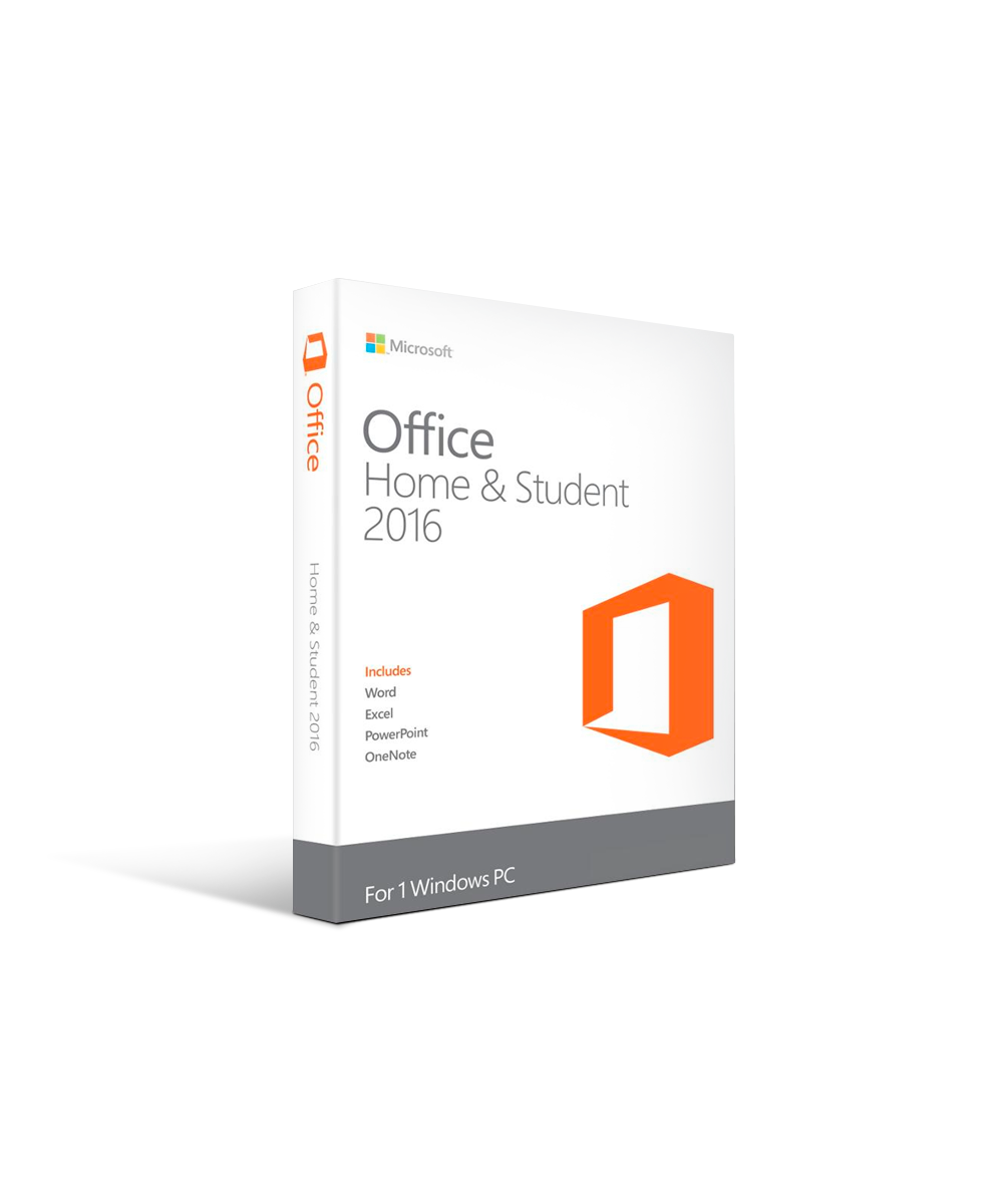 Microsoft Office 2016 Home & Student PC Download