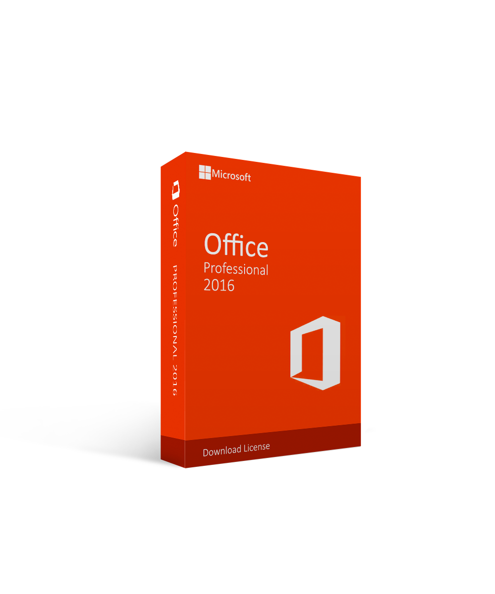 Microsoft Office 2016 Professional Download