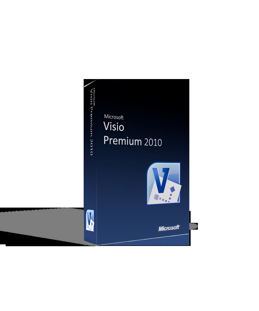 Microsoft Visio Premium 2010 License