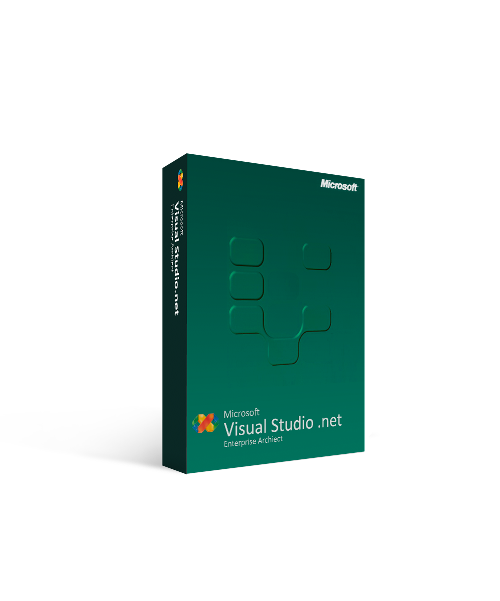 Microsoft Visual Studio Net Enterprise Architect RB