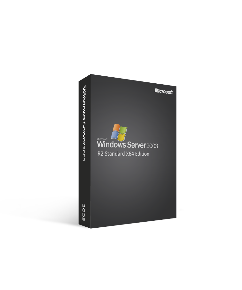 Microsoft Windows Server 2003 R2 Standard X64 Edition