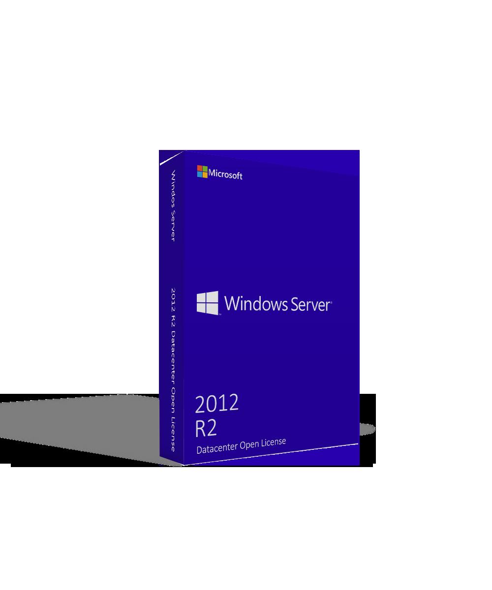 Microsoft Windows Server 2012 R2 Datacenter Open License