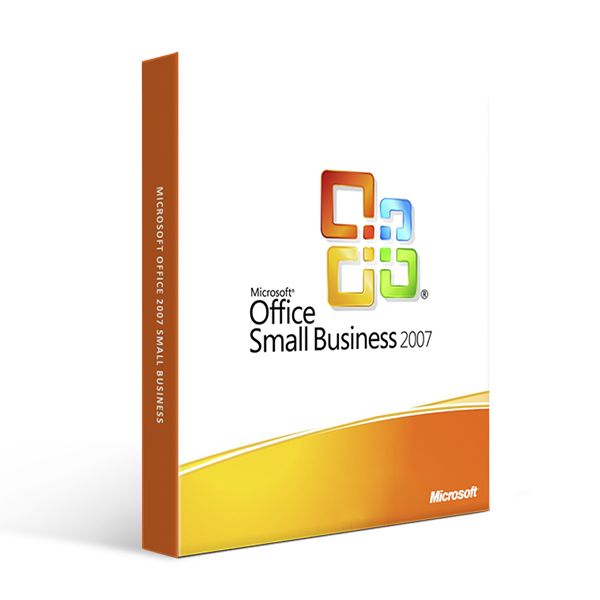 Microsoft Office 2007 Small Business Edition License
