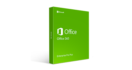 Microsoft Office 365 Enterprise Pro Plus  (Monthly)