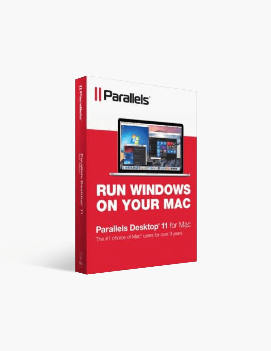 Parallels Desktop 11 For Mac (upgrade Only).