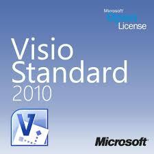 Microsoft Visio 2010 Standard Open License