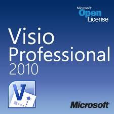 Microsoft Visio 2010 Professional Open License