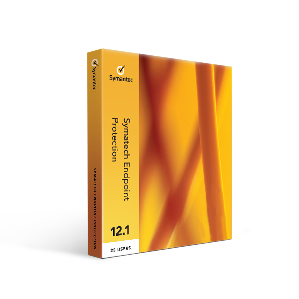 Symantec Endpoint Protection 12.1 - 25 User (Instant Download)
