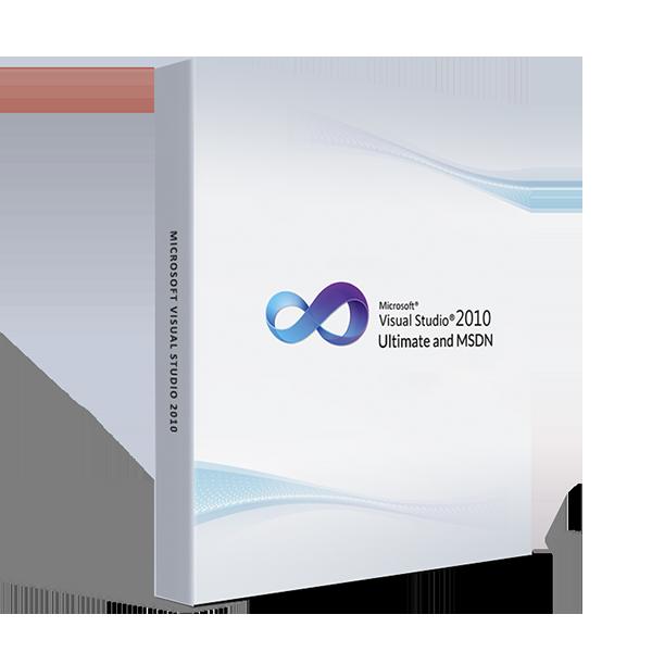 Microsoft Visual Studio 2010 Ultimate and MSDN Subscription Retail Box