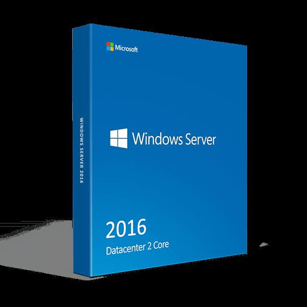 Windows Server 2016 Datacenter 2 Core