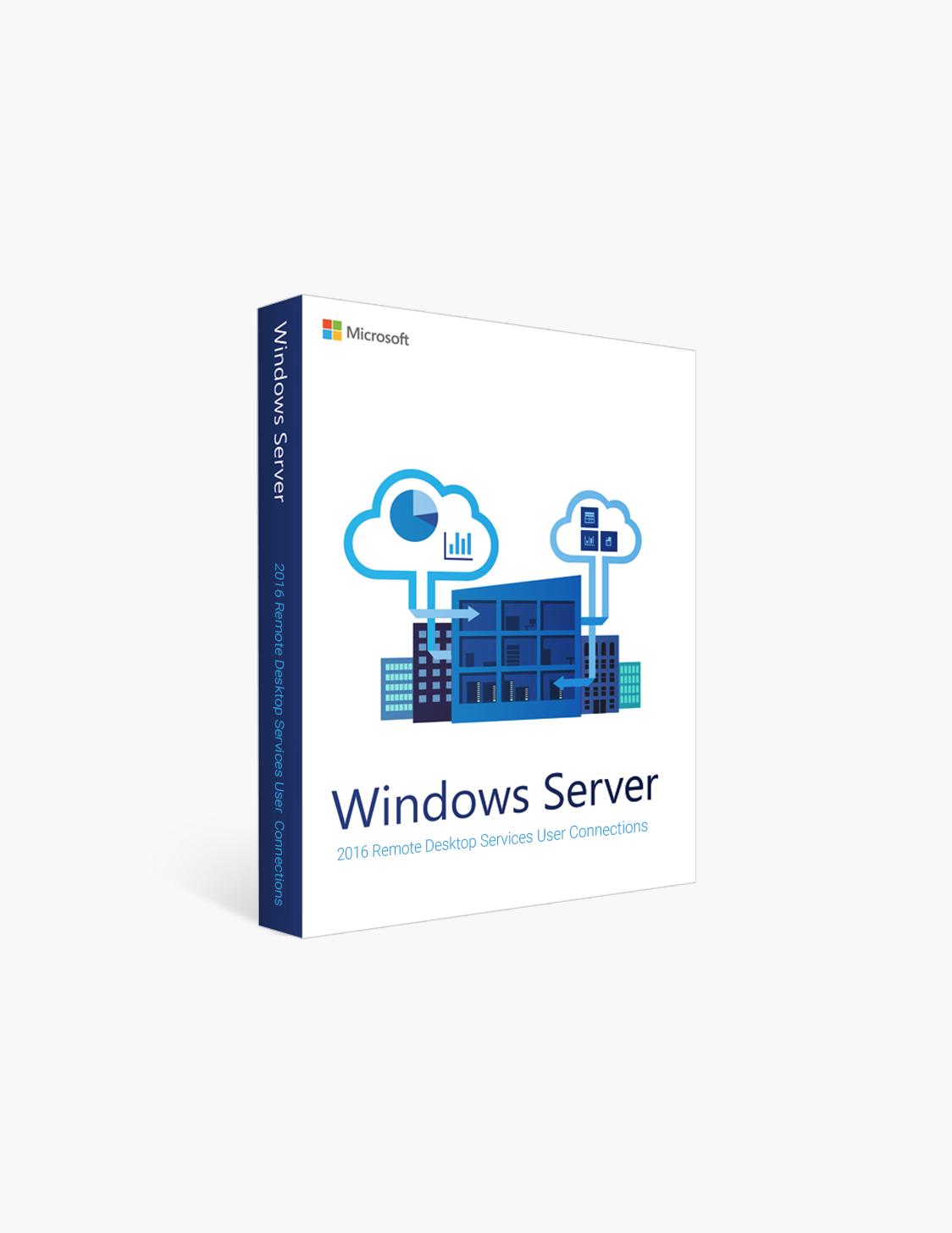 Windows Server 2016 Remote Desktop Services User Connections (20)