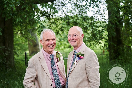 Peter and Ross | Wedding at Falkland Estate