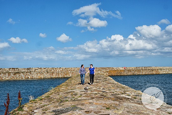 Francesca and Marianne | Pre wedding shoot in St Andrews
