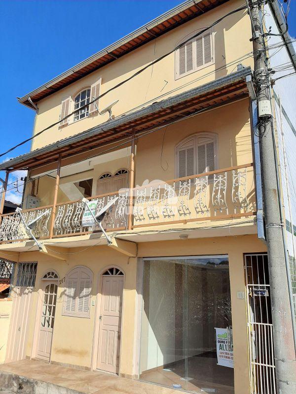 Apartamento no Bairro Bauxita, com 1 quarto