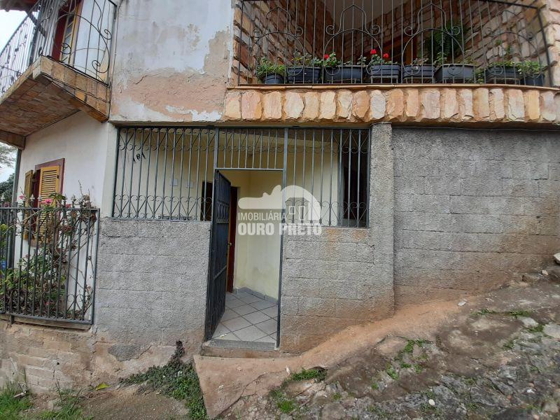 Casa no Bairro Água Limpa, com 2 quartos