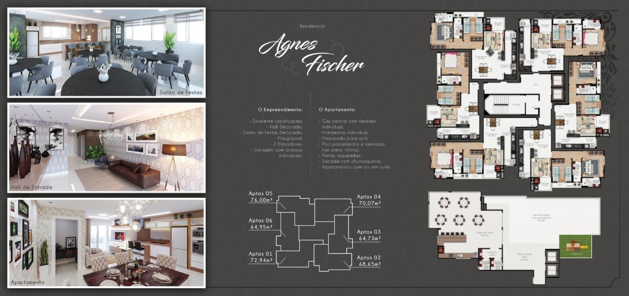Residencial Agnes Fischer
