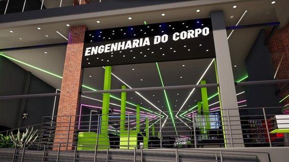UM PRESENTE PARA O JARDIM MALUCHE  ENGENHARIA DO CORPO