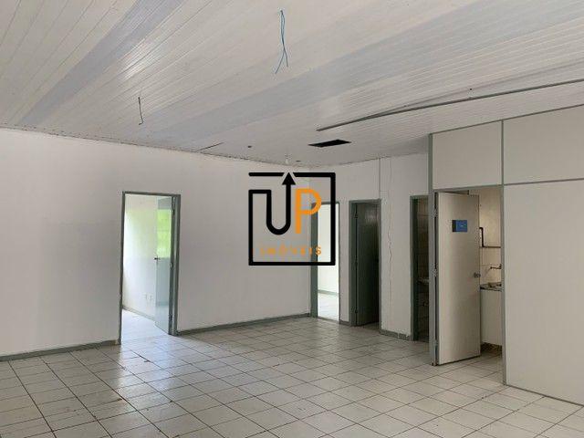 Alugo sala comercial ideal para sede de empresa no Acupe de Brotas.