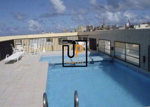 Apartamento Mobiliado 1 quarto e sala para venda e locação na Pituba