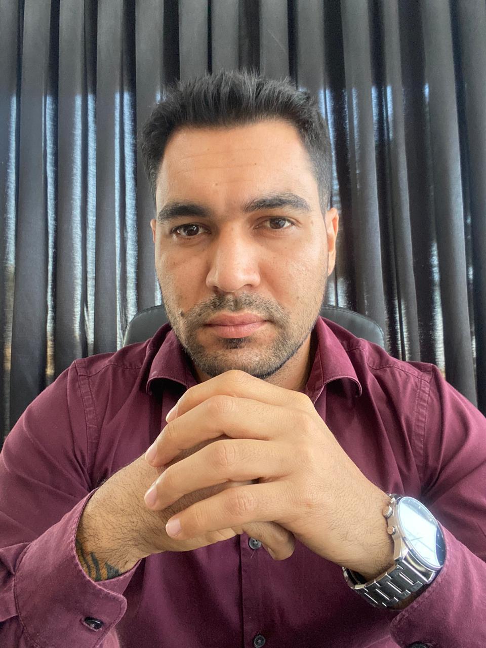 Edson Samuel Pereira Sevegnani