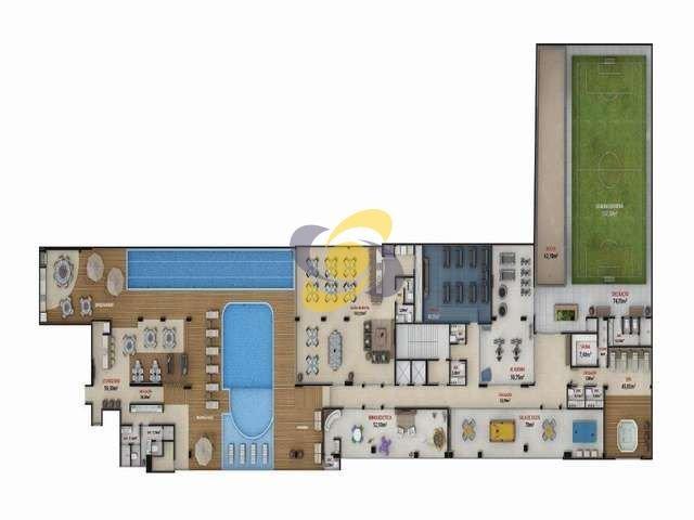Apartamento 4 Suítes à venda: em Ótima Localização em Meia Praia