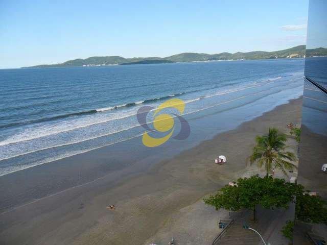 Aluguel de temporada: Apartamento 4 quartos Frente para o mar em Meia Praia!