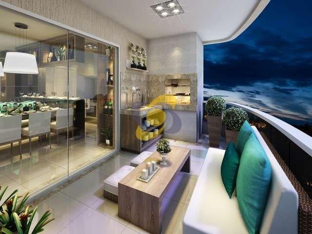 Apartamento 3 suítes à venda: 3 garagens, lazer completo e pronto para morar Imoveis à venda em Itapema