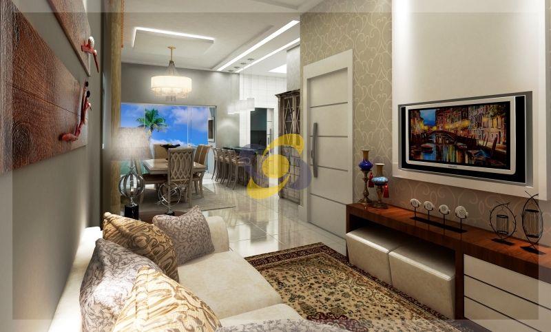 Apartamento 3 quartos à venda em Perequê: 3 suítes sendo 2 demi e apenas 200 metros do mar apartamento em pereque