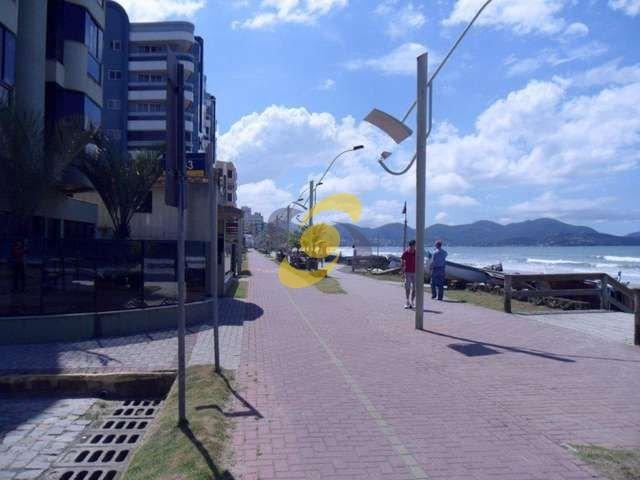 Apartamento 3 dormitórios em frente ao mar