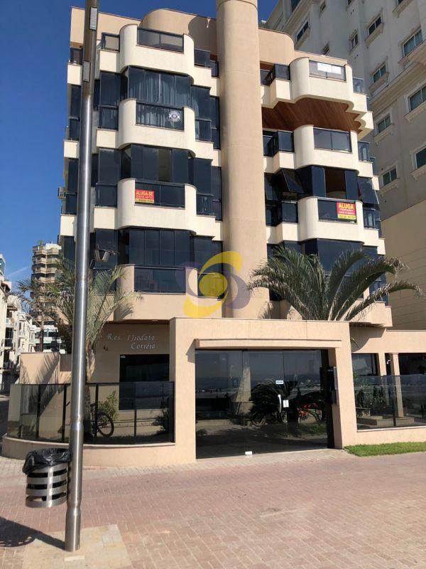 Aluguel de temporada: Apartamento 03 quartos Frente ao Mar!!!