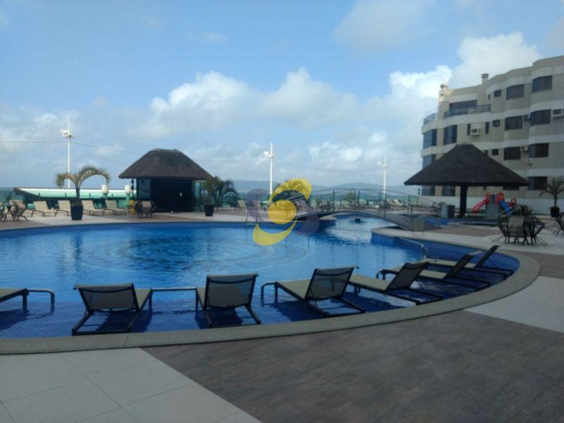 Apartamento 4 suítes à venda: Condomínio alto padrão, tipo Resort em Frente ao Mar