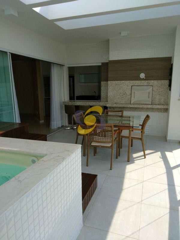 Aluguel de temporada: Belíssima Cobertura Duplex com piscina!