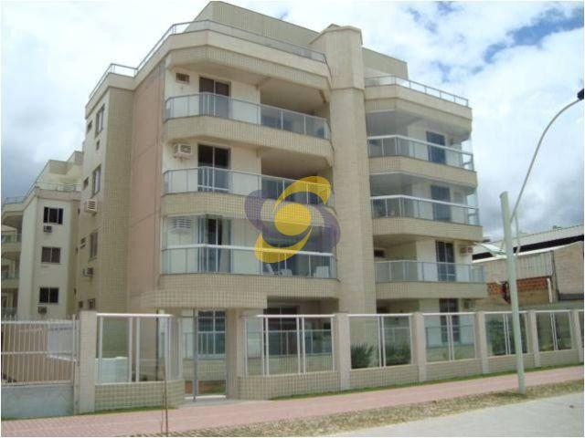 Apartamento Lateral em prédio Frente ao Mar!