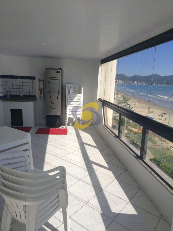 Apartamento frente ao mar para aluguel de temporada!!